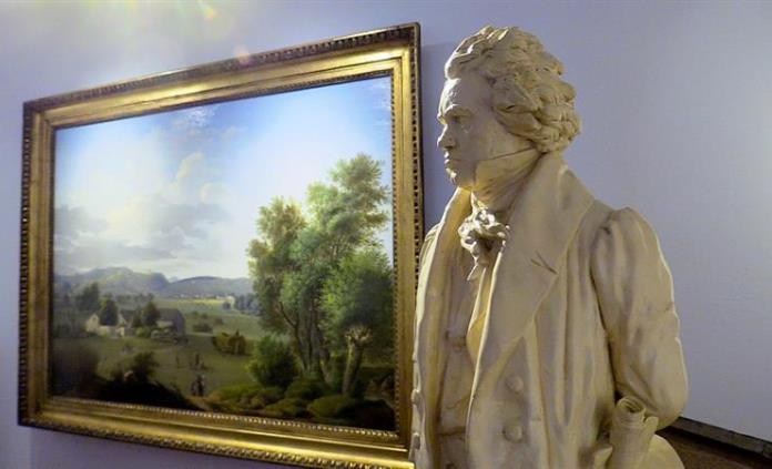 Viena homenajea a Beethoven fusionando Romanticismo con arte moderno