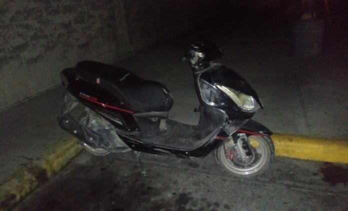 Recuperan en Soledad automóvil y motocicleta robados