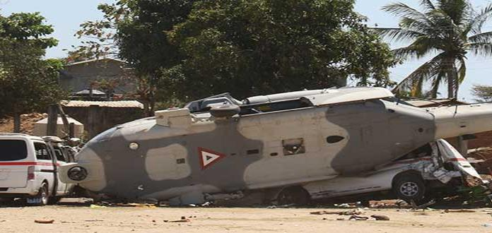 ¿Cómo es el helicóptero que se desplomó en Oaxaca?