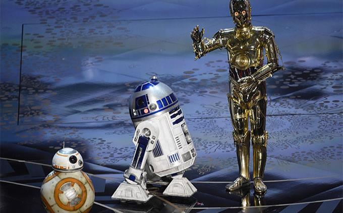 Las comunicaciones robóticas de Star Wars pueden ser efectivas en vida real