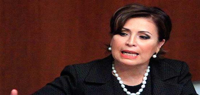 Rosario Robles niega desvíos en Sedesol y Sedatu a través de empresas fantasma