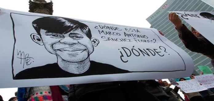 La CIDH solicita a México datos sobre el caso de Marco Antonio