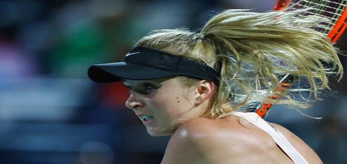 Svitolina se corona en Dubai; es su segundo título del año