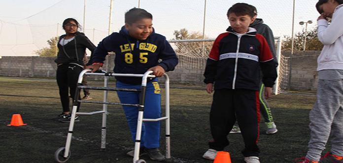 CIFAD, la única escuela de futbol incluyente