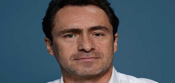 Demian Bichir le desea lo mejor a Guillermo del Toro en el Oscar