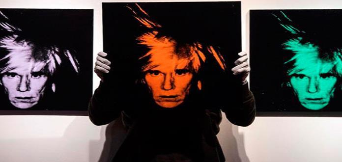 Los Seis autorretratos de Andy Warhol, vendidos por 25 millones de euros