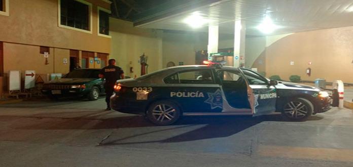 Frustran asalto a una gasolinera en Matehuala
