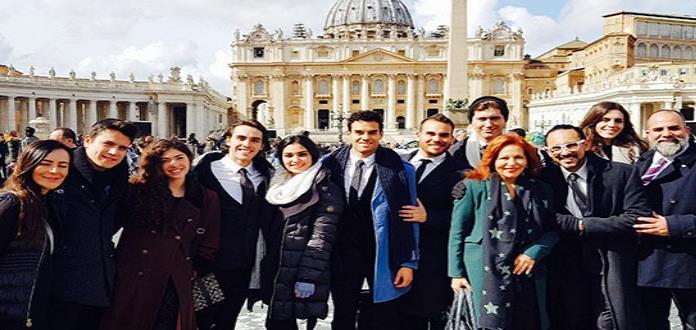 """Elenco mexicano representará """"El taller del orfebre"""" en el Vaticano"""