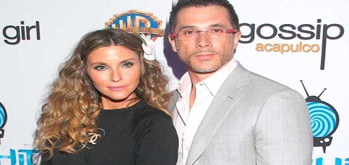 Issabela Camil apoya a Sergio Mayer