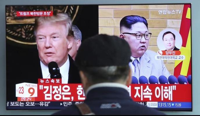 Trump acepta reunirse con Kim Jong-un, confirma la Casa Blanca