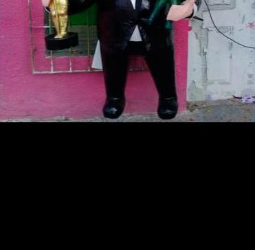 Guillermo del Toro y su Oscar ya tienen piñata en Tamaulipas