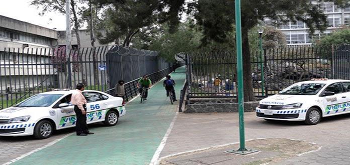 Suman 156 narcomenudistas detenidos cerca de CU