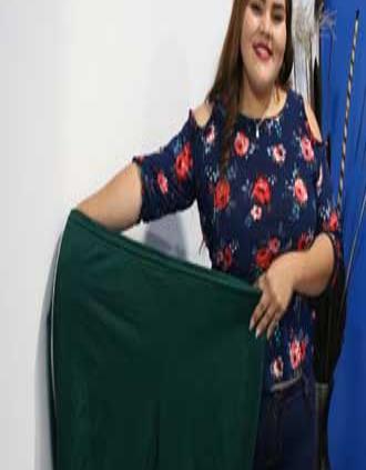 Adolescente sinaloense busca llegar a su peso ideal tras bajar 105 kilos