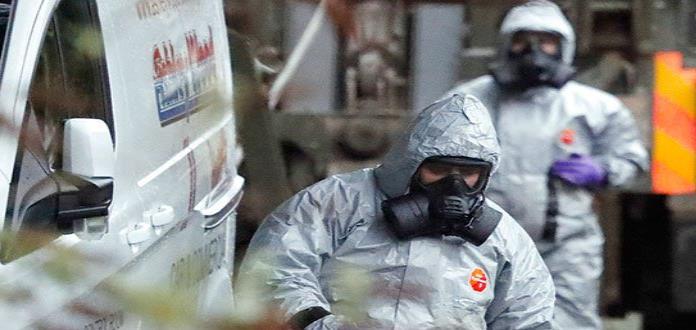 La República Checa desmiente acusación rusa de fabricar gas tóxico Novichok