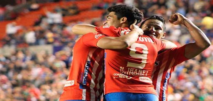 Atlético San Luis vence de visita a Mineros de Zacatecas en Ascenso MX