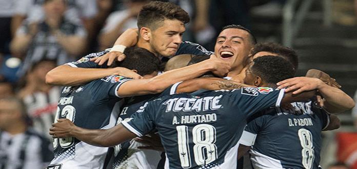 Rayados luce superior a Querétaro y lo vence 3-1