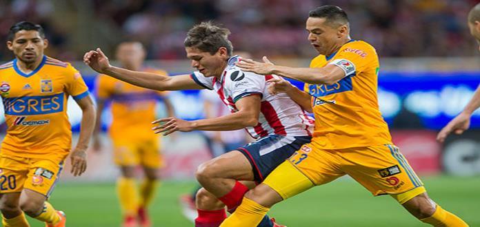 Guadalajara y Tigres se dan la mano y reparten puntos
