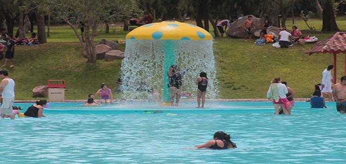 """Hoy reabre sus puertas el balneario """"Splash"""""""