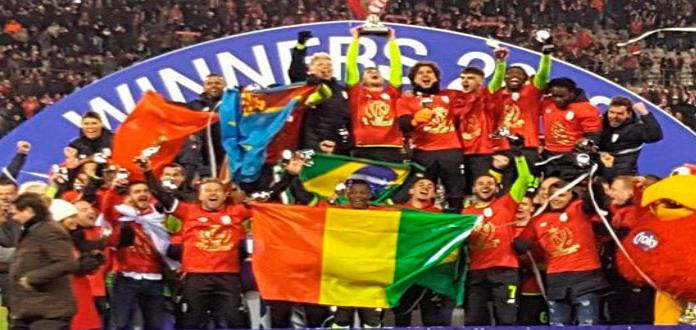 Sin Memo Ochoa en la cancha, Lieja es campeón de copa belga
