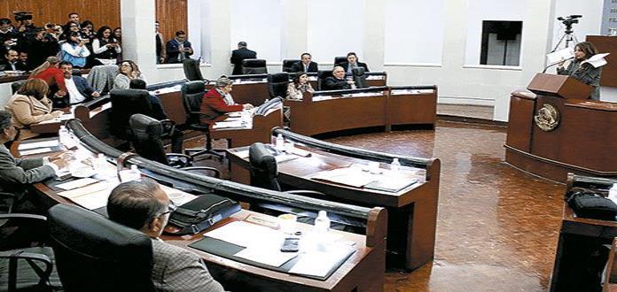 Vuelven a reprobar a diputados locales de cara al término de la Legislatura