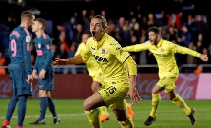 Tropieza el Atléti de Madrid y complica su lucha por la Liga