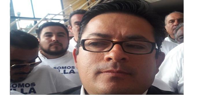 Gana Huitzilíhuitl Ortega elección de la Asociación Potosina de Abogados