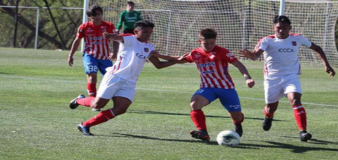 Atlético de SL 3a. vence al Atl. ECCA