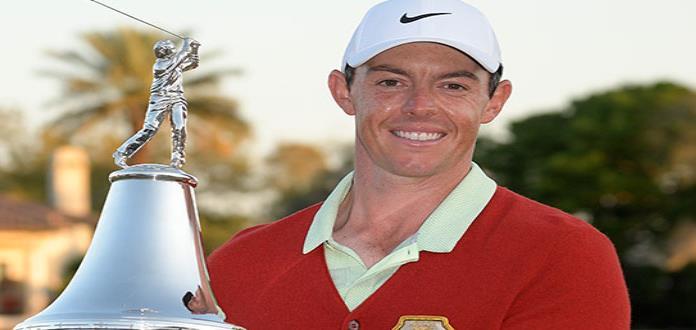 Golfista norirlandés McIlroy gana el A. Palmer