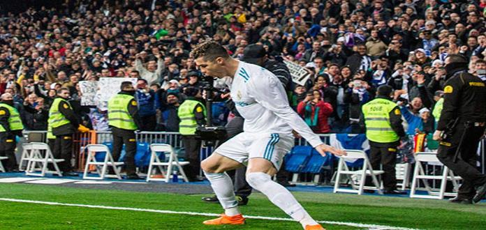 Cristiano Ronaldo va a la caza de Messi