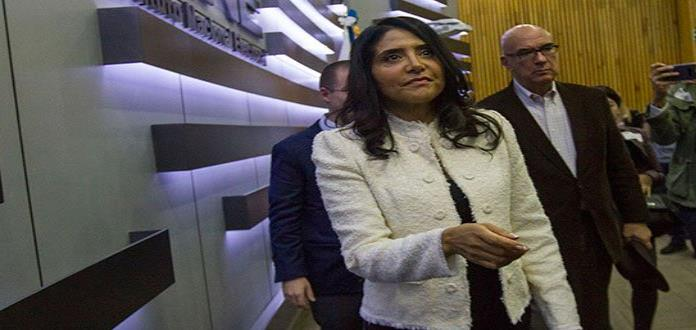 PRD denuncia violencia de género contra Barrales