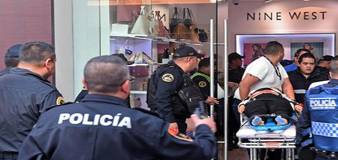 Investigan como feminicidio crimen de joven en plaza Reforma 222 de la CDMX