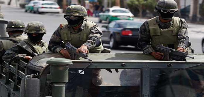 Piden investigar al Ejército por desaparición de 38 personas en  Coahuila