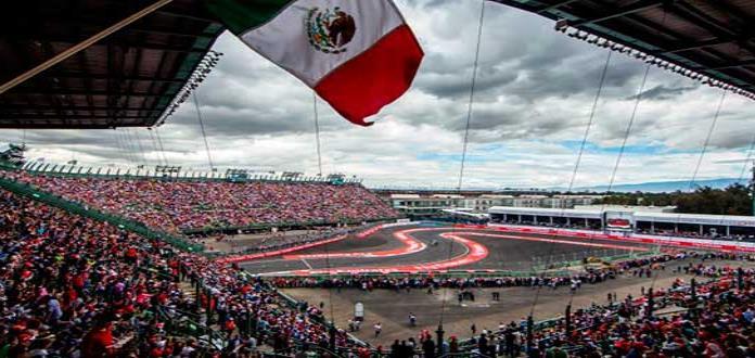 Fórmula 1 dona un millón de pesos para reconstrucción