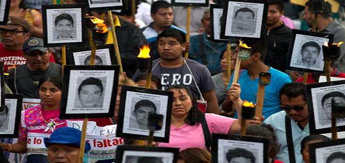 Parlamento Europeo pide a México investigar presunta tortura en Ayotzinapa