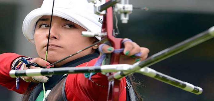 La medallista olímpica Mariana Avitia confía en ser protagonista en Barranquilla 2018