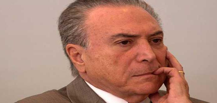 Presidente de Brasil admite por primera vez que podría buscar la reelección