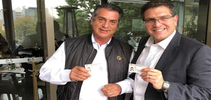 INE avisa a Fepade sobre firmas fraudulentas de Zavala, Ríos y El Bronco