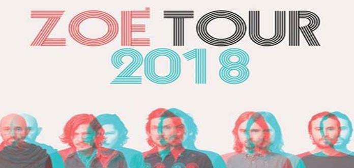 La banda Zoé estará de gira en SLP y otras ciudades del país