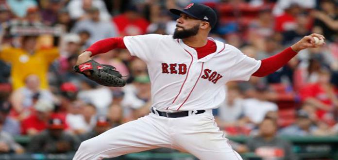 Sale y Price abrirán los primeros dos juegos de Boston en MLB