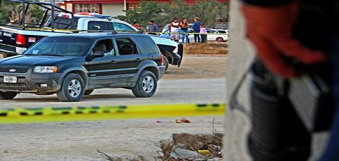 Se disparan homicidios en 1er. bimestre