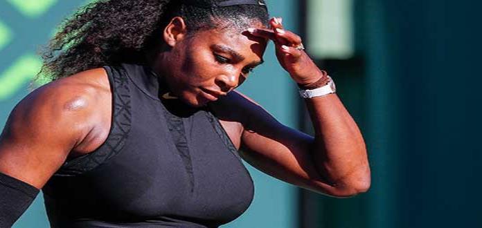 S. Williams fue eliminada en el Masters de Miami