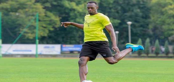 Usain Bolt se entrenará con Borussia Dortmund
