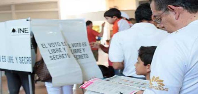 El narco no frenará el proceso electoral, afirma INE