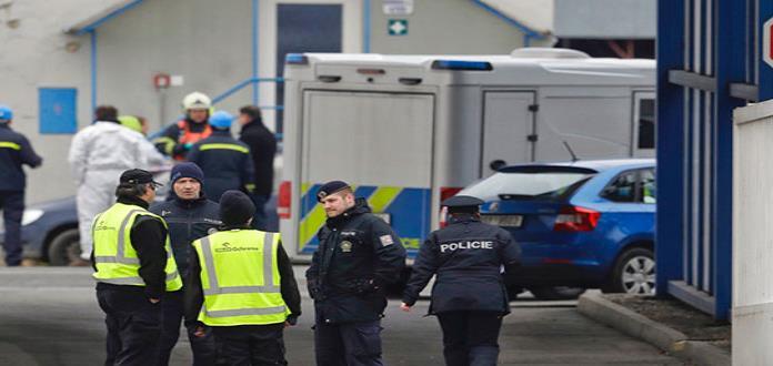 Seis muertos y dos heridos por explosión en una planta química cerca de Praga