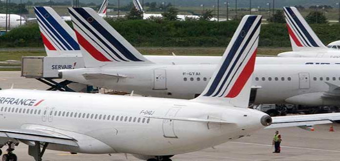 Alarma en Italia por avión de pasajeros interceptado por cazas militares