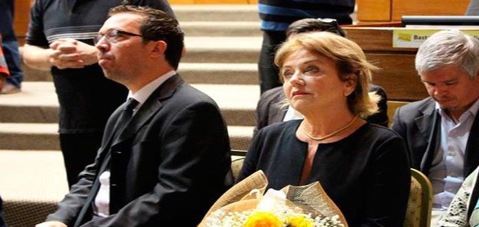 Senadora paraguaya repudia a gritos una galardonada película por tratar sobre lesbianas