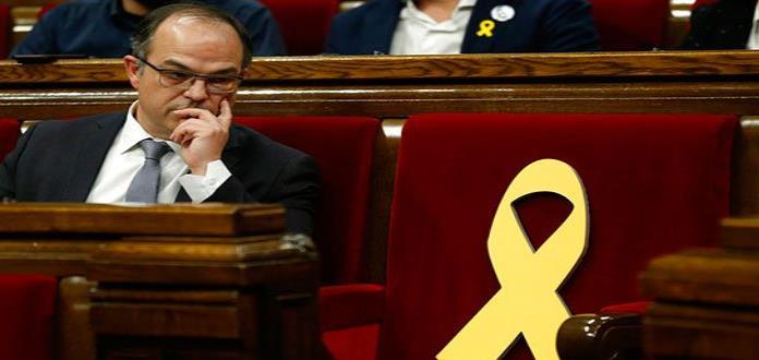 Candidato a presidente de Cataluña pierde votación