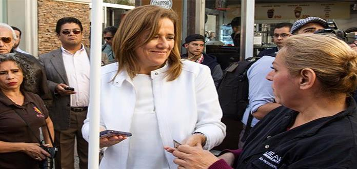 INE confirma que Margarita Zavala cumplió con requisito de firmas