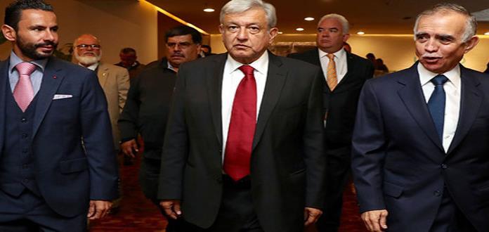 Corrupción mancha aeropuerto: AMLO
