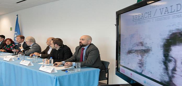 México instaura el premio de periodismo Breach/Valdez